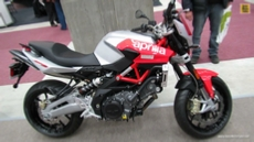 2012 Aprilia Shiver 750 at 2013 Quebec Motorcycle Show