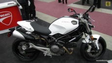2013 Ducati Monster 696 at 2013 Quebec Motorcycle Show