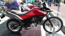 2013 Husqvarna TR650 Terra at 2013 Quebec Motorcycle Show