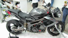 2014 Benelli Tornado Naked TRE1130R at 2013 EICMA Milan Motorcycle Exhibition