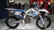 2014 Husqvarna FE 250 at 2013 EICMA Milan Motorcycle Exhibition