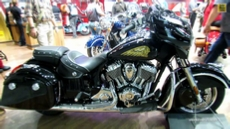 2014 Indian Motorcycle Chieftain at 2013 EICMA Milan Motorcycle Exhibition