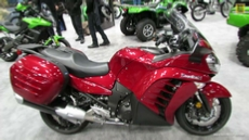 2014 Kawasaki Concours 14 ABS at 2013 New York Motorcycle Show