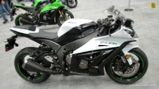 2014 Kawasaki Ninja ZX-10R at 2013 New York Motorcycle Show