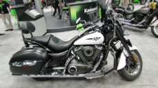 2014 Kawasaki Vulcan 1700 Nomad ABS at 2013 New York Motorcycle Show