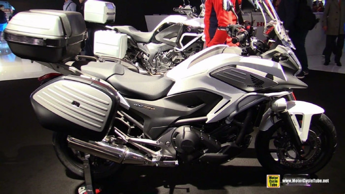 2015 Honda Nc750x Dct Travel Edition At 2014 Eicma Milan Motorcycle