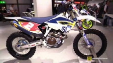 2015 Husqvarna FE 450 at 2014 EICMA Milan Motorcycle Exhibition