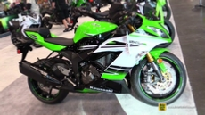2015 Kawasaki Ninja ZX-6R at 2014 New York Motorcycle Show