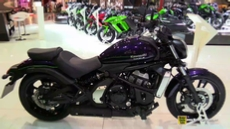 2015 Kawasaki Vulcan S at 2014 EICMA Milan Motorcycle Exhibition