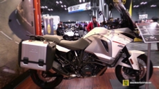 2015 KTM 1290 Super Adventure at 2014 New York Motorcycle Show