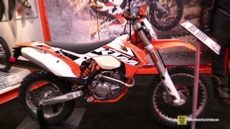 2015 KTM 500 EXC Motocross at 2014 New York Motorcycle Show