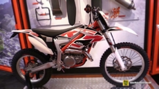 2015 KTM Freeride 250 R at 2014 New York Motorcycle Show