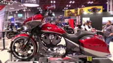 2015 Victory Magnum at 2014 New York Motorcycle Show