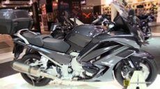 2015 Yamaha FJR1300AS ABS at 2014 EICMA Milan Motorcycle Exhibition