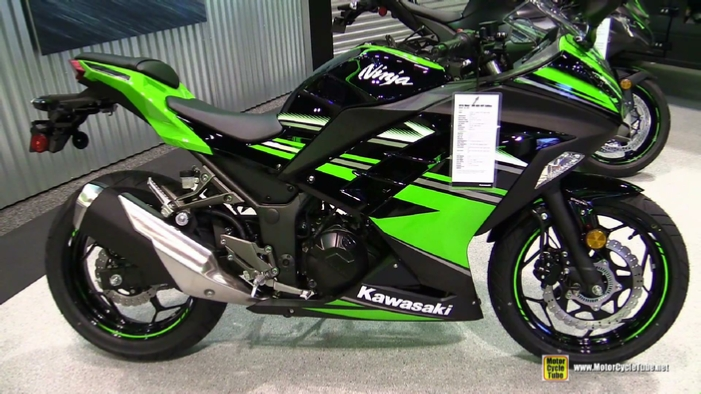 2016 Kawasaki Ninja 300 Abs Krt Edition At 2015 Aimexpo Orlando