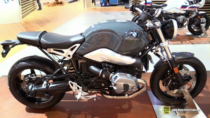 2017 bmw r nine t pure at 2016 eicma milan motorcycle. Black Bedroom Furniture Sets. Home Design Ideas