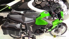 2017 Kawasaki Versys-X 300 at 2016 EICMA Milan Motorcycle Exhibition