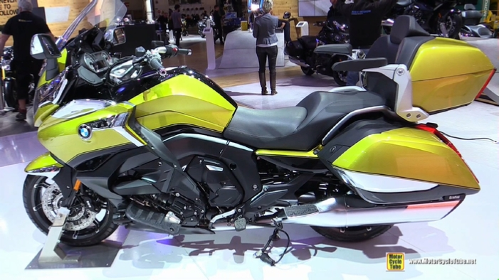 2018 Bmw K1600b Grand America At 2017 Eicma Milan