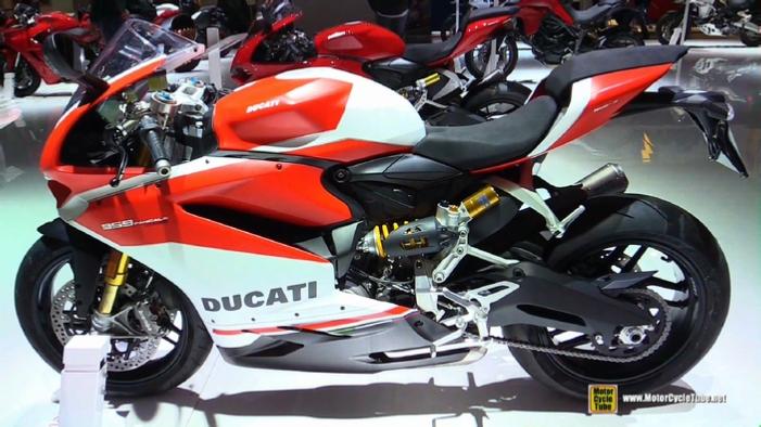 2018 Ducati 959 Panigale Corse at 2017 EICMA Milan ...