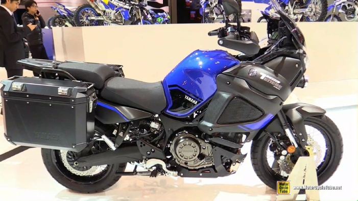 2018 Yamaha Super Tenere Raid Edition At 2017 Eicma Milan